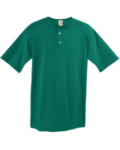 2-Button Baseball Jersey by Augusta Sportswear Style Number 580