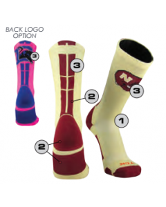 #1 in Custom TCK Socks