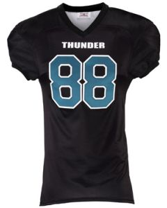 Youth First Down Football Jersey by Teamwork Athletic | Style Number: 1387