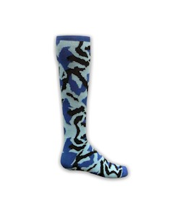 Small Camouflage Sock by Red Lion Sports Style Number 7865