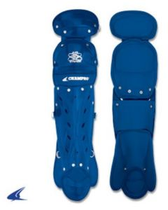 Contour Fit Adult 16.5 Inch Leg Guards by Champro Sports Style Number CG02