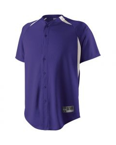 Full Button Octane Performance Shirt by Holloway Style Number 221000