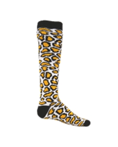 Leopard Sock by Red Lion Sports Style Number 8201, 8202