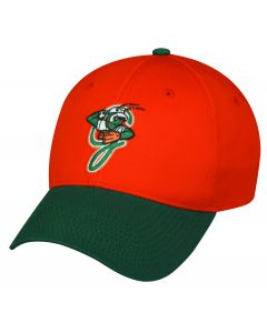 MiLB Replica Twill Hat by Outdoor Cap Style Number MIN-253