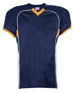 Youth No Huddle Football Jersey by Teamwork Athletic Style Number: 1303