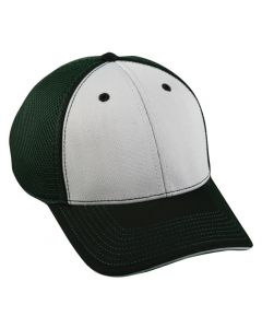 Bamboo Charcoal with Sandwich Mesh Hat ProFlex by OC Sports PRO1125X