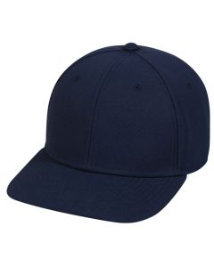 Performance Wool-Like Fabric Adjustable Hat by OC Sports PW-600