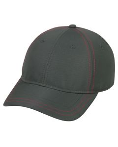 Ladies Micro Polyester Hook/Loop Adjustable Hat by OC Sports LCS-550