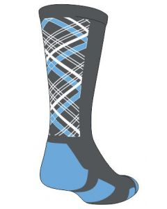 Custom Plaid 2.0 Socks by TCK | Style Number: LPLAI