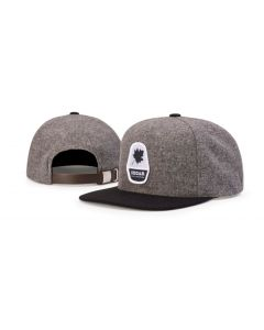 921 Melton Wool Strapback Hat by Richardson Cap