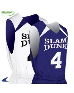 Womens Slam Dunk Reversible Basketball Jersey by Champro Sports Style Number BBJ4W
