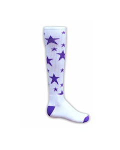 Small Stars Sock by Red Lion Sports Style Number 7687