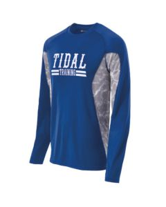 Tidal Long Sleeve Performance Shirt by Holloway Style Number 222414