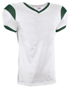 Youth Grinder Steelmesh Football Jersey by Teamwork Athletic Style Number: 1380