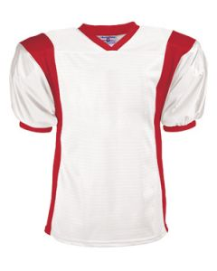 Youth Fly Route Steelmesh Football Jersey by Teamwork Athletic | Style Number: 1317