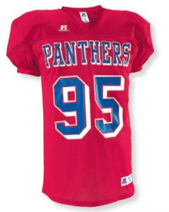 Youth Solid Mesh Football Jersey by Russell Athletics | Style Number S95AHWK