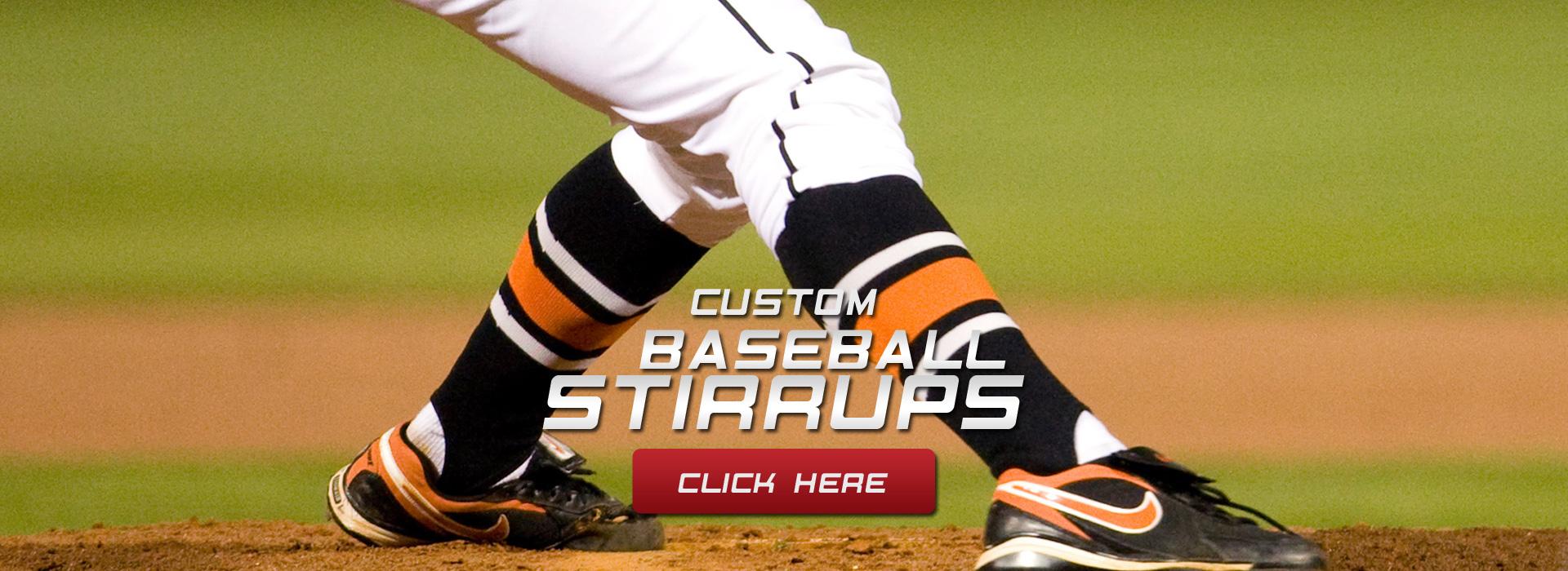 Selling Baseball Stirrups