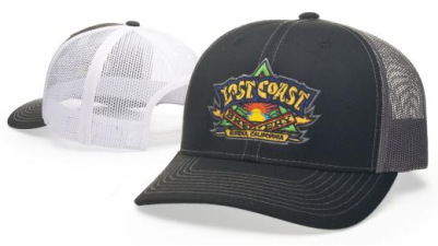bd1b0bfb9b932 The 112 Trucker Mesh Hat features Cotton twill front panels and visor with  mesh back panels