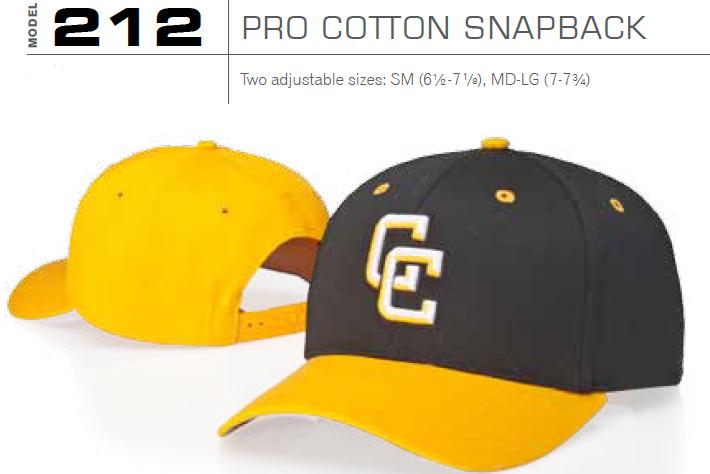 Buy 212 Pro Cotton SnapBack Adjustable Hat by Richardson Caps 57f46fa6f75