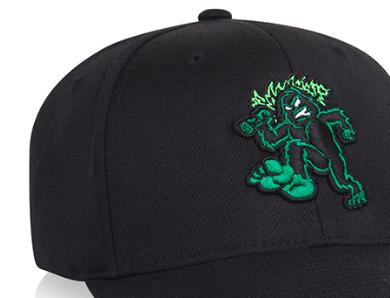732841447aa Buy 801SW Wool Fitted Hat by Pacific Headwear by Pacific Headwear