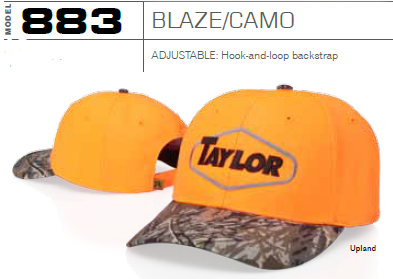 Buy 883 Blaze Camo Adjustable Hat by Richardson Caps ... ac264280ec5