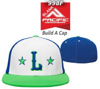 Buy 998F Universal Fit M2 Performance Custom Cap by Pacific Headwear. Design  Your Own Hatr cfa88f06a8ac
