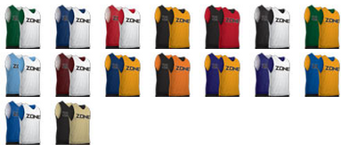 552b653789c Buy Zone Reversible Basketball Jersey by Champro Sports Style Number BBJP.  Choose from the following