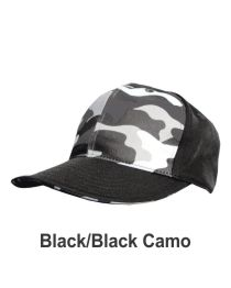 Black Camo Hats Performance Flex Fit Hats by Badger Sport. ffdc51048f51