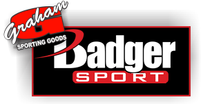 "BUY BADGER PERFORMANCE APPAREL AT GRAHAM SPORTING GOODS. Badger Sportswear, established in 1971, was purchased by the current owner in 1984. The company grew substantially by offering superior products at great value to famous label consumer sportswear brands. This private label growth lead to the birth of the ""Badger Sport"" brand in 1994. Quality and service has brought growth to the brand in every year since the Badger Sport inception. Today. Badger Sportswear is a privately held company located in Statesville, North Carolina which manufacturers and markets the Badger Sport Brand. Our growth each year has been driven by #1 Service, #2 Quality/Fit, and #3 price, which together creates the best overall value in the market. We currently manufacture a sports apparel product line in company owned plants in Statesville, NC and Nicaragua, as well as import finished product from all over the world. The line consists of performance tops and bottoms, fashion active wear and t-shirts, sweatshirts, jerseys, henleys, mesh tops and bottoms, wind wear, outerwear, and team uniforms for most major sports. B-Dry Performance fabrics are all engineered to wick moisture away from the skin and transport it to the outside of the fabric where it will evaporate so you can B-Dry. The garments are offered in compression fabrics so you can B-Fit and relaxed styles so you can B-Loose. B-Cool styles are made of one layer of fabric engineered to keep you cool and dry in all temperatures. B-Hot styles are made of two layers of fabric interlaced together and engineered to circulate your body heat throughout the shirt to keep you dry and warm in colder temperatures. Badger Sport has become synonymous with comfort, style, durability and value. ""B-Wear, if you wear it, you will B-lieve."" JUST-B."