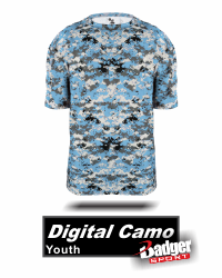 CLICK HERE BUY DIGITAL CAMO BASEBALL JERSEYS FROM BADGER SPORTS AT GRAHAM SPORTING GOODS.