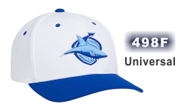 498F PERFORMANCE HAT UNIVERSAL FIT BY PACIFIC HEADWEAR. 3D CUSTOM EMBROIDERY FRONT. FREE SHIPPING.