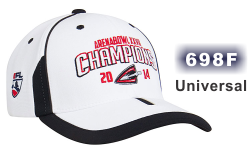 698F PERFORMANCE HAT BY PACIFIC HEADWEAR. UNIVERSAL FIT. 3D CUSTOM EMBROIDERY ON FRONT OF HATS. FREE SHIPPING. WE STAND BY THE QUALITY OF THE HATS.