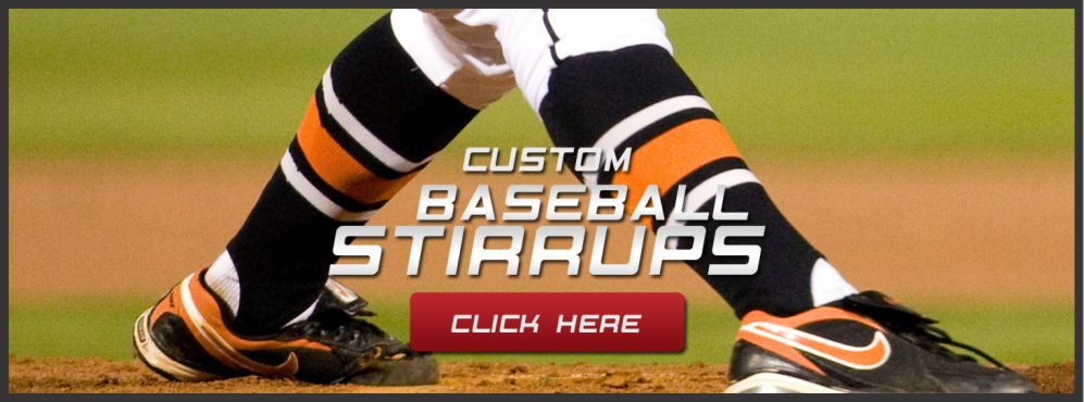 0889ae67867 Buy  1 Baseball Stirrups - Baseball Stirrups Headquarters